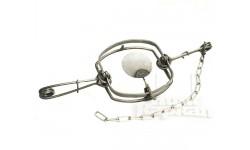 Классический капкан Сибирь-М №5 с тарелочной насторожкой
