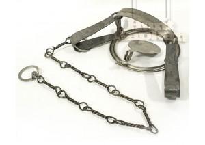 Классический капкан №3 с цепью